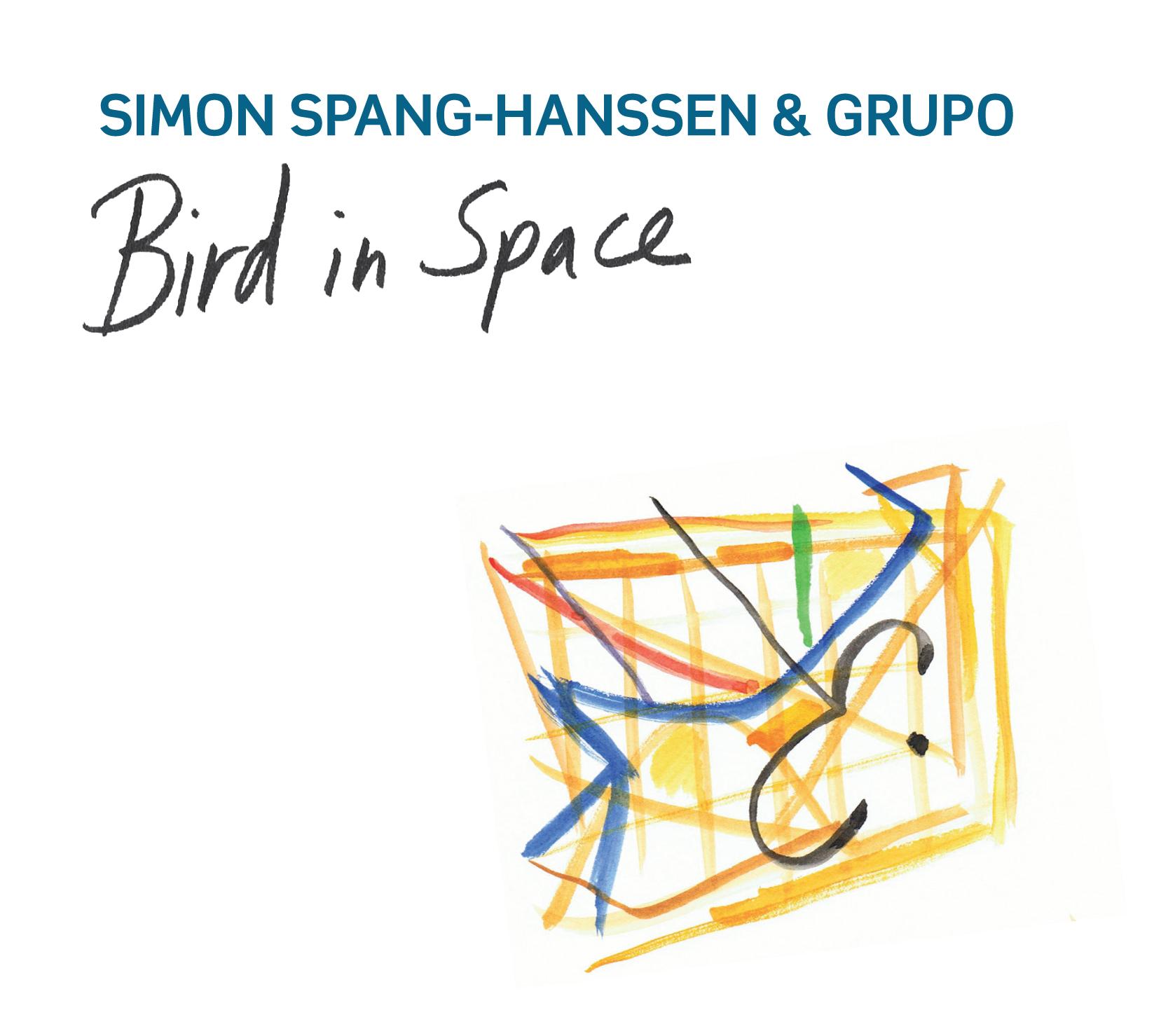 Bird in Space