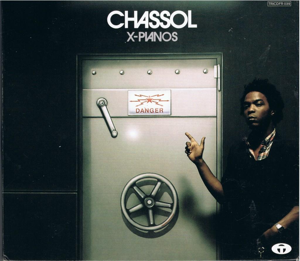 Chassol X-Pianos